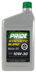 Pride 10W30 Bottle 450