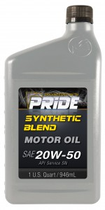 Pride 20W50 Bottle 450