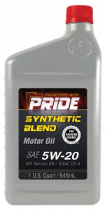 Pride 5W20 Bottle 450
